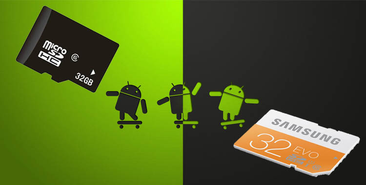 Android MicroSD - Generic or Branded,, Class 6 or 10