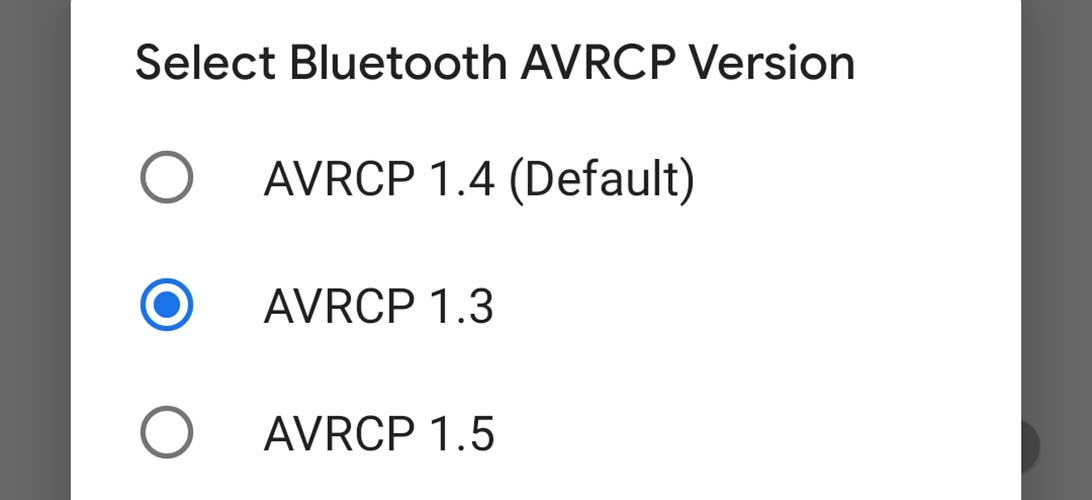 Avrcp Version Change Can Fix Android 10 Bluetooth Headphone Connection Dropout Problems Here Pixel 2 Jabra Elite 65t The Cusack Almanac